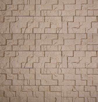 Декоративный камень Сланец Мозаика 25