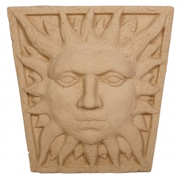 Барельеф Солнце