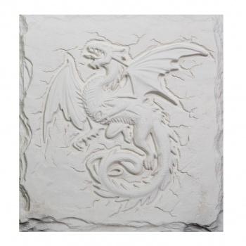Барельефы Восточный дракон