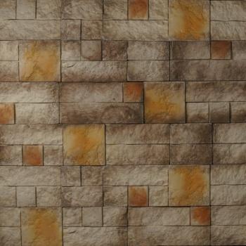 Декоративный камень Гранитный срез 34