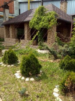 Дизайн внутреннего дворика