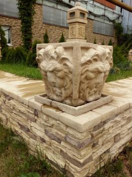 Камень и элементы декора в ландшафтном дизайне
